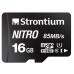 16GB Strontium Nitro MicroSD Card