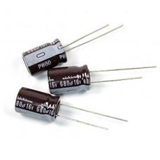2200uf/16V Electrolytic Capacitor