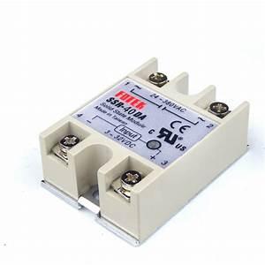 Solid State Relay Module SSR 40DA 3-32VDC
