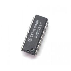 74LS00 Quad 2-Input NAND Gate IC (DIP-14)