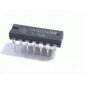 74LS107 Dual JK Flip-Flop with Clear IC (DIP-14)