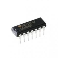 CD4066 Quad Bilateral Switches – Multiplexer IC (DIP-14)
