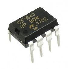 PIC12F1840-I/P Microchip MCU IC (DIP-8)