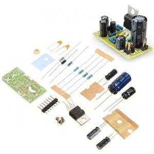 15W TDA2030A Mono Audio Amplifier (Basic)