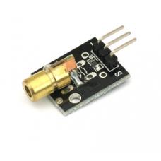 6mm Laser Diode Module 650nm 5V 5mW Red Dot