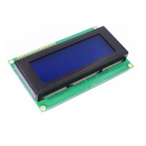 LCD 20x04 Display Module Yellow Blue Screen Back Light