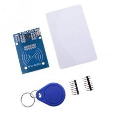 MFRC-522 RFID Reader Module w/ S50 NFC Card + NFC Key Ring