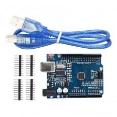 *Arduino Uno R3 Board ATMega328P Compatible w/ USB Cable