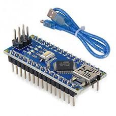 Arduino Nano ATMega328-AU (CH340G) w/ USB Cable