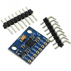 MPU-6050 3-Axis Analog Gyro Sensors + 3-Axis Accelerometer Module