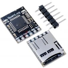 OpenLog Serial Data Logger Recorder Storage (MicroSD) Module