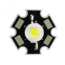High Power LED White - 3.4V-3.8V 700mA 3 Watts