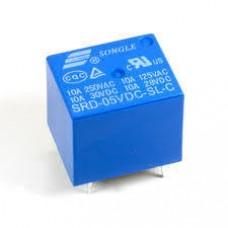 Mini SPDT Relay 5V 10A