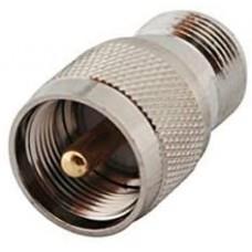 UHF Male Plug to N-Type Female Jack RF Connector PL259