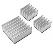 Raspberry Pi Aluminum Heatsink (Big)